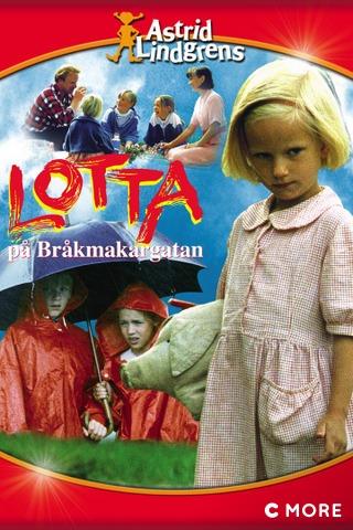 Lotta på Bråkmakargatan (Norsk tale)