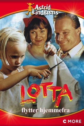 Lotta 2 - Lotta flytter hjemmefra (Norsk tale)
