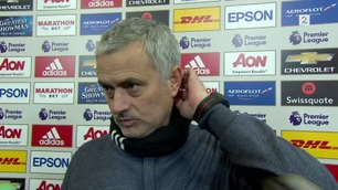 Mourinho: – De ga oss kamp til døren
