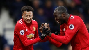 Lukaku og Lingard ble Manchester United-helter