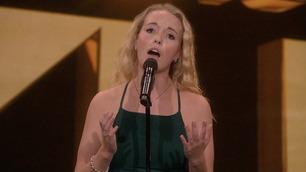 Ikke vist på TV: Martine Andersen synger opera på Norske talenter