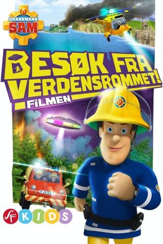 Brannmann Sam - Besøk fra verdensrommet! (Norsk tale)