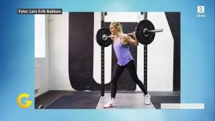 Treningsfrue: – Alle har tid til å trene, men ikke vær for streng mot deg selv
