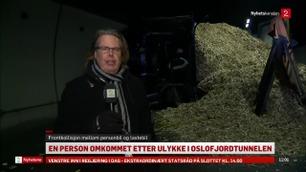 Dødsulykke i Oslofjordtunnelen