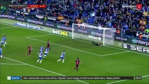 Sportsnyhetene: Straffebom av Messi i Barca-tap og Neymar scoret fire for PSG