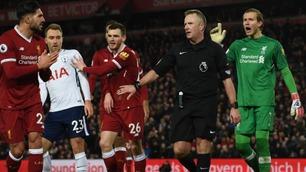 Se alle høydepunktene fra utrolige Liverpool-Tottenham (2-2)