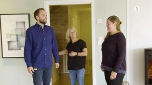 Paret blir helt målløse når de ser hva «Tid for hjem» har gjort med stua