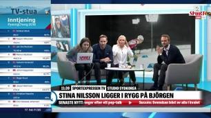 Slik reagerte svenskene da Bjørgen slo Nilsson på kvinnestafetten