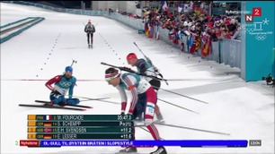 Sportsnyhetene: Svendsen spurtet inn til OL-bronse