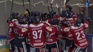 Homdrom avgjør kampen for Lillehammer i overtime