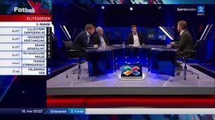 Slik tror TV 2-ekspertene Lagerbäck løser «spissproblemet»