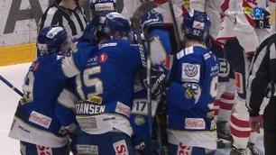 Kristiansen reduserer til 2-4 for Sparta
