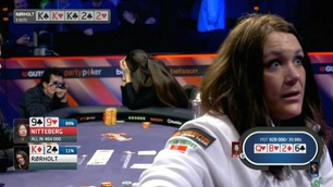 Her vinner hun Poker-NM – så blir hun helt satt ut av det motspilleren gjør