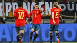 Sportsnyhetene: Vakker Iniesta-assist i storkampen mot Tyskland