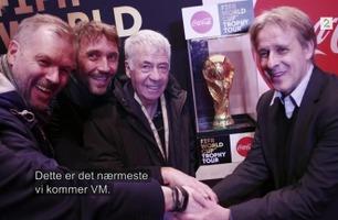 Drillo hentet VM-pokalen hjem til Norge