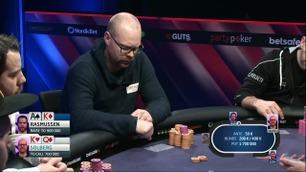 Solberg ryker ut av Main Event