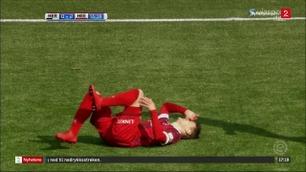 Sportsnyhetene: Ødegaard skadet av banen - Thorsby scoret