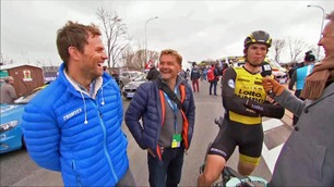 Hushovd digger sykkeltalentets Hushovd-parodi