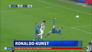 Sportsnyhetene: Ronaldo med brasse-magi mot Juventus