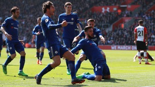 Giroud og Chelsea snudde kampen på åtte magiske minutter