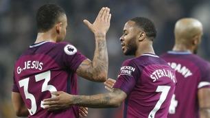 City og Sterlings herlige revansje - se høydepunktene fra Tottenham-Man City