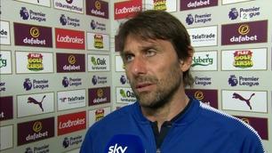 Conte: – Vi viste lagånd og entusiasme