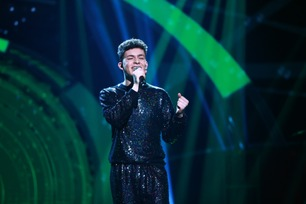 Daniel Owen hyllet Michael Jackson i Århundrets stemme