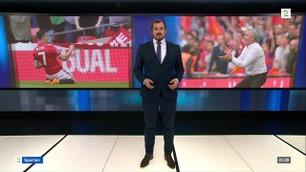 Sportsnyhetene: Manchester United til cupfinale