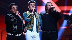 Gutta hyllet Queen: – Dere sang som Freddie Mercury