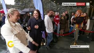 Lange køer på Idol- audition i Bergen