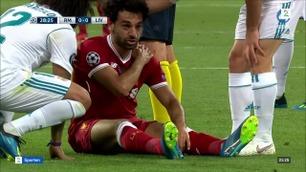 Sportsnyhetene: Salah byttet ut med skade