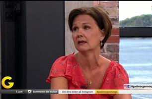 c295d7e4 Anne Kathrine er 51 år - og nybakt mor for fjerde gang
