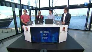 Magnus Carlsen hoppet inn som programleder
