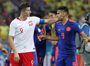Colombia knuste Polen