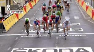 Alexander Kristoff vinner på Champs - Élysées!