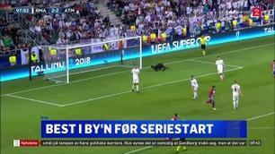 Sportsnyhetene: Costa-dobbel da Atlético Madrid senket byrivalen