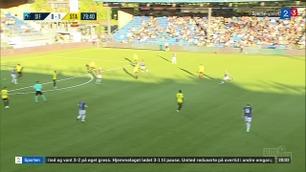 Sportsnyhetene: Godset-Glesnes med årets mål-kandidat