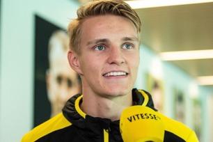 Ødegaard: – Jeg vet at Vitesse er irriterende å spille mot