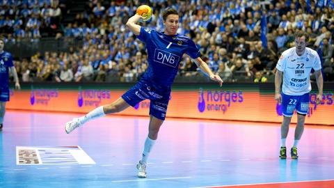 Håndball: Treningskamper