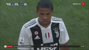 Sportsnyhetene: Juventus-stjerne utvist etter å ha albuet, skallet og spyttet på motspiller