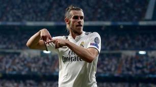 Real Madrid med tre perlescoringer - lekte med Roma