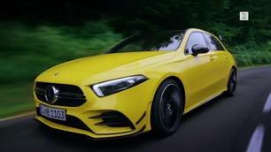 Nytt råskinn fra Mercedes – blir billigste versting-modell