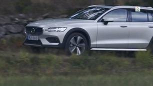 Volvo V60 Cross Country – nå er den offisiell.