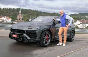Lamborghini Urus: Her tester vi verdens raskeste SUV