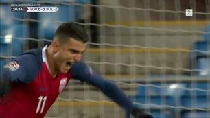 Sammendrag: Norge - Bulgaria 1-0