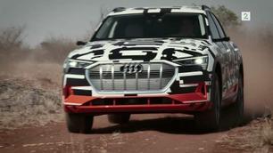 Audi e-tron: Her er Audis elektriske SUV