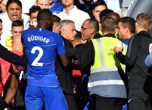 Kokte over for Mourinho: – Jeg hadde gått i tottene på ham selv