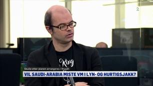 - Presset etter Khashoggi-drapet kan redde sjakk-VM i Saudi-Arabia