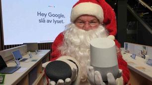 Slik er Googles smarthøyttaler – se stor test!