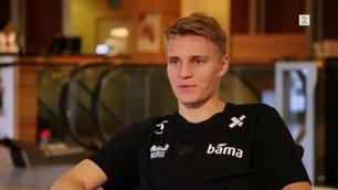 – I Norge skal unge spillere være stille og bære målet